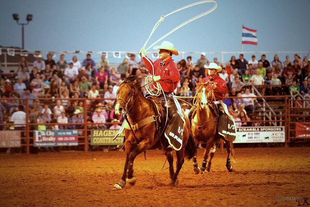 Rodeos Reign in Oklahoma