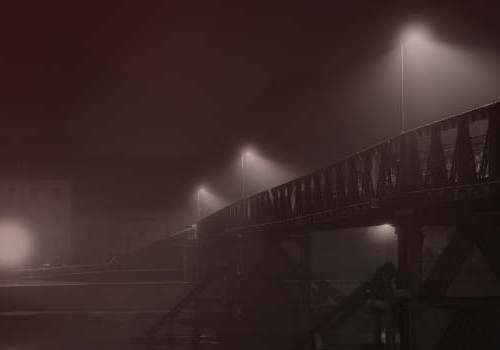 Bridge at night Bloodlines Novel