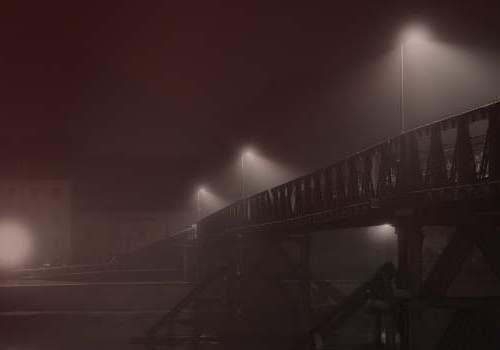 Bridge at night Bloodlines Novel