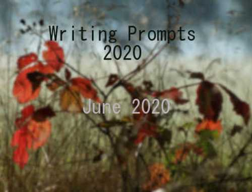 June 2020 Writing Prompts