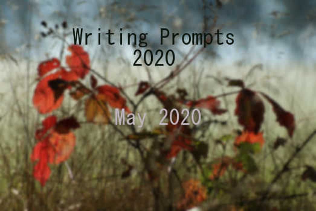 May 2020 Writing Prompt