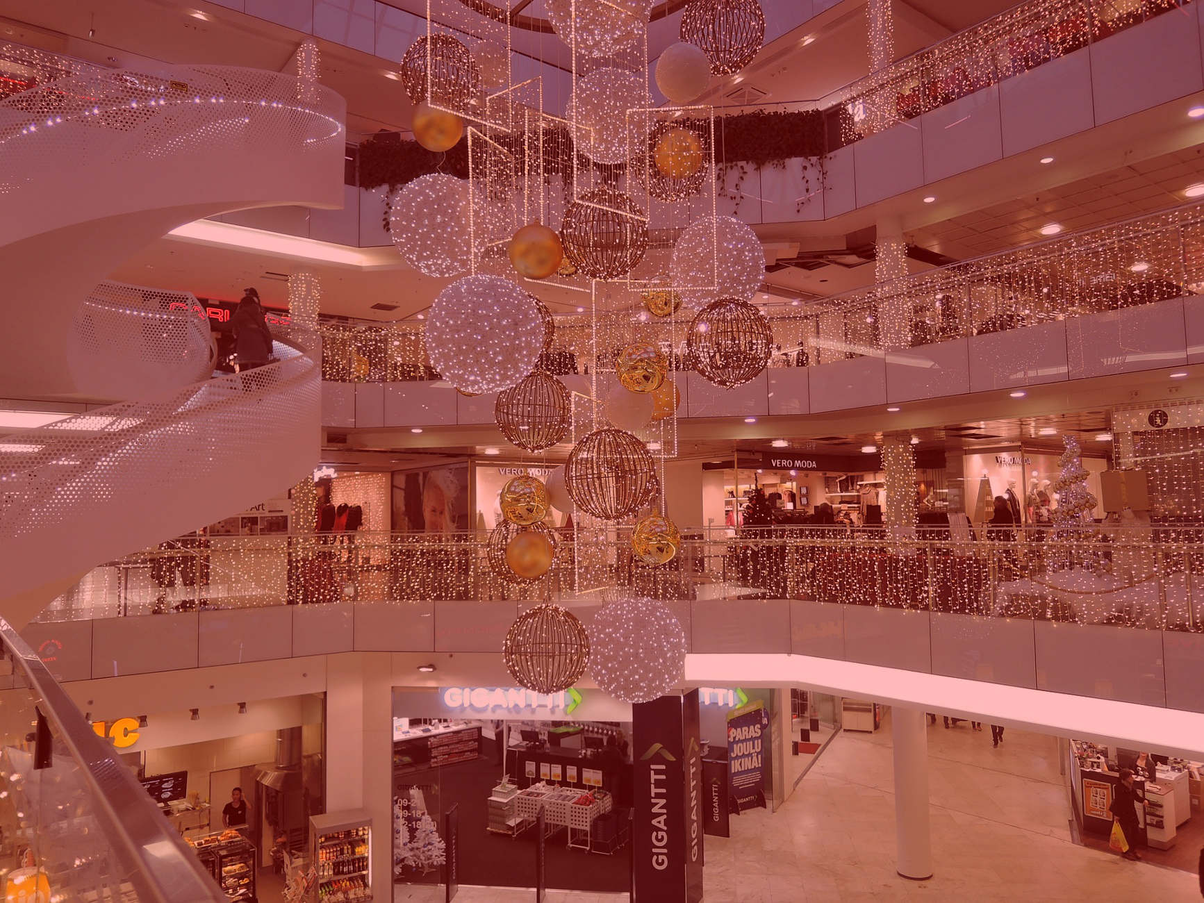 Writing Prompt Feb 27th 2020 Mall Santa