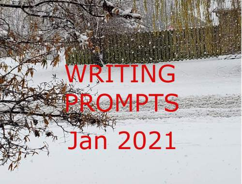 Writing Prompt 2021