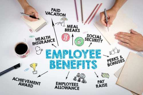 Employee Benefits | Asymmetric Marketing