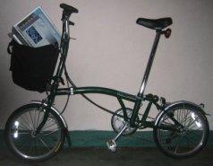 blog on a bike