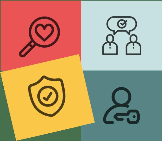 safe secure lgbtq dating app