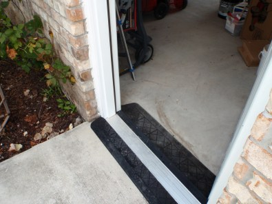 RUBBERIZED RAMPS