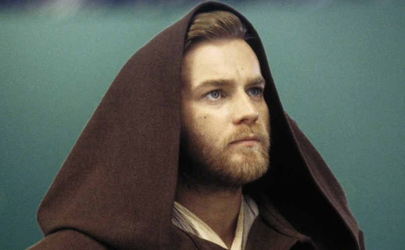 Obi-Wan and Jesus, Alike but Not