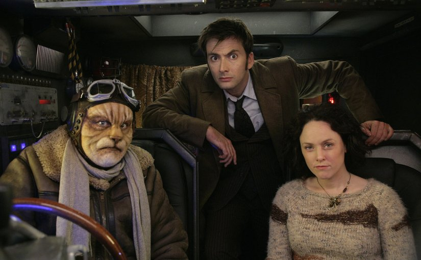 Religion, Opium, and Jesus in Doctor Who