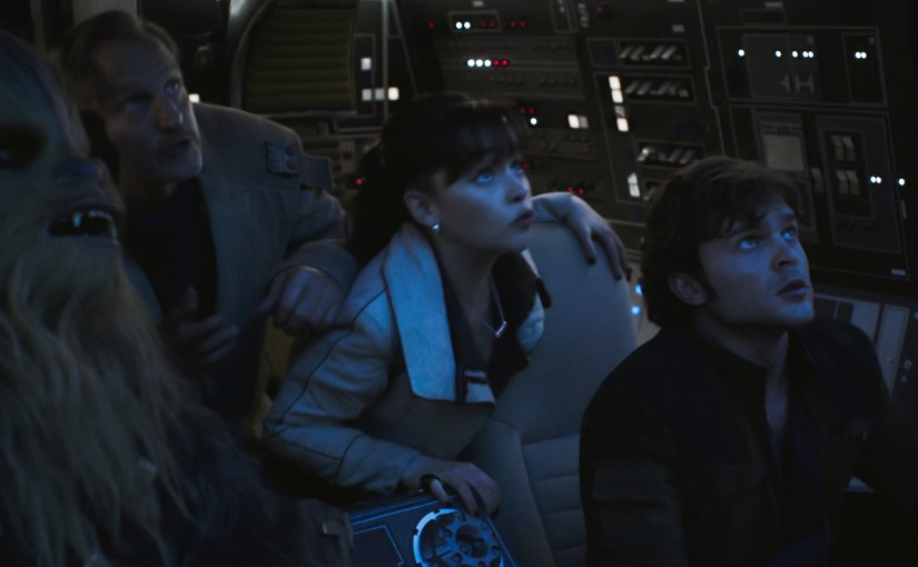 How Solo Changes Han's Character Arc