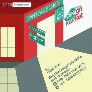 design market open submission