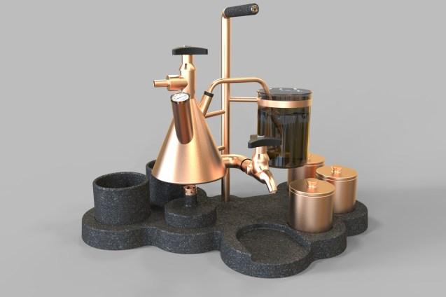 Syphon Coffee Balance 3.642