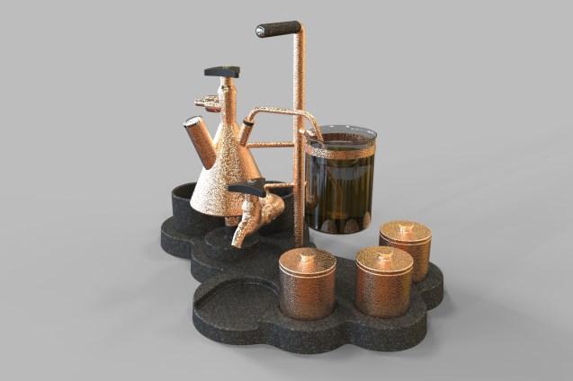 Syphon Coffee Balance 3.644