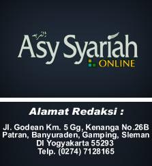 Majalah Islam AsySyariah