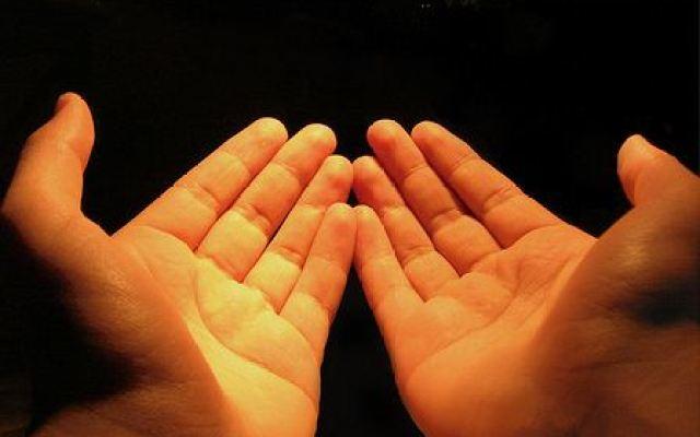 Berdoa Ketika Lapang