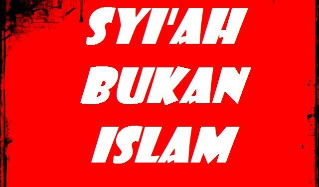 syiah-bukan-islam