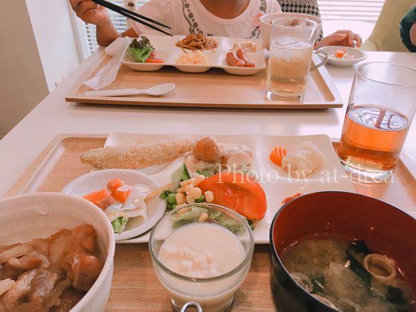 ホテルエリアワン帯広 朝食