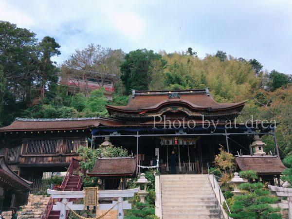 都久夫須麻神社(つくぶすまじんじゃ)