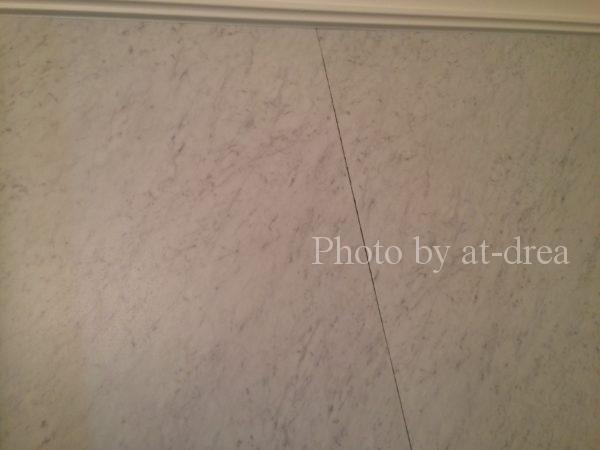 お風呂掃除 壁