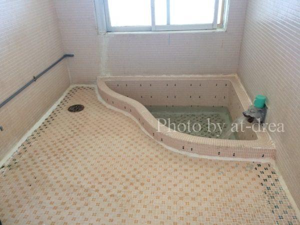 夏山温泉 もみじや 女子浴室