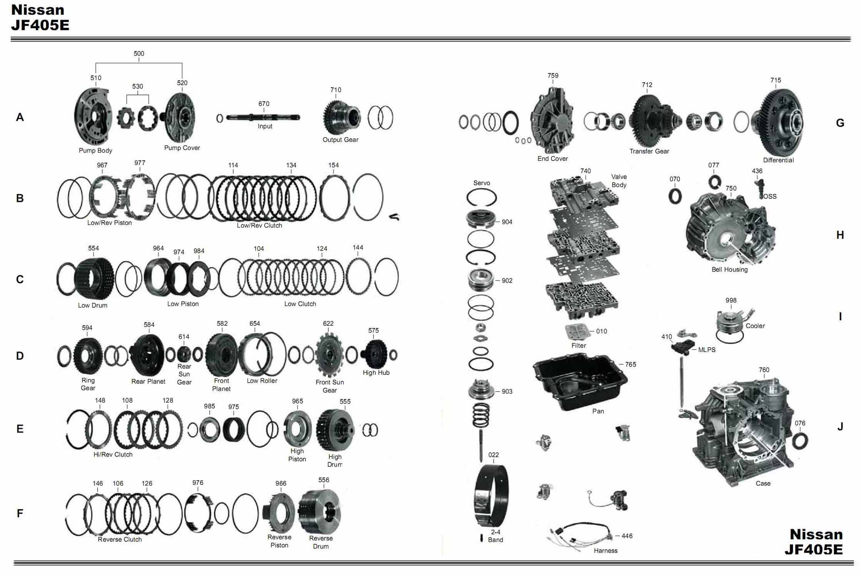 Transmission Repair Manuals Jf402 Spark Picanto Matiz