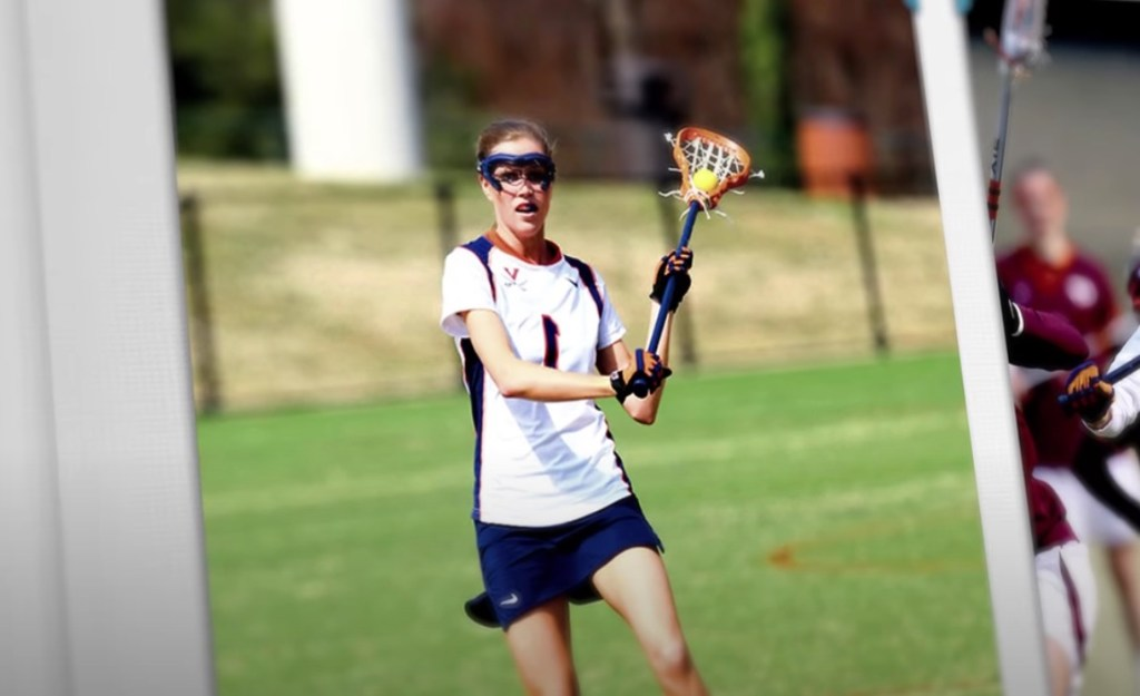 Sports, Abuse, and a Beautiful Moment That Will Define Yeardley Love, a Former College Lacrosse Player, Forever 1