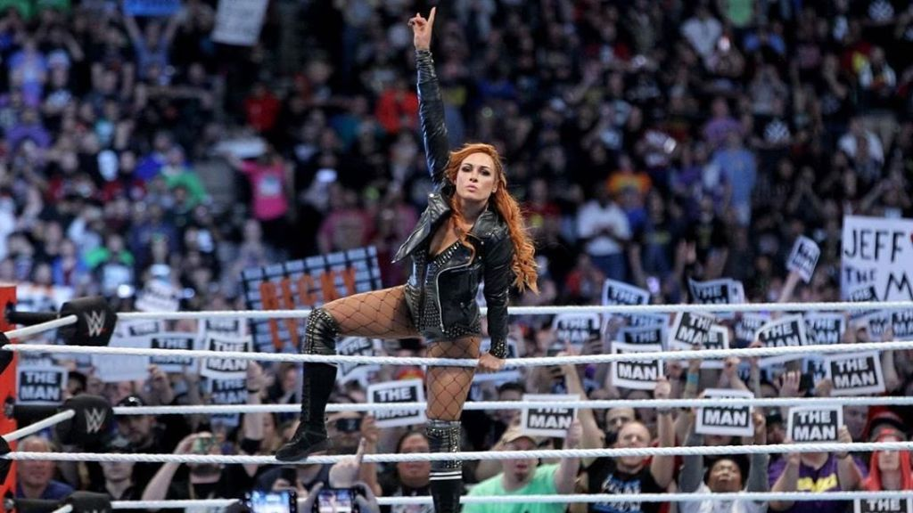 WWE Star Becky Lynch Surprises Fans with Ultrasound: 'Can't Wait to Start This Next Crazy Chapter'