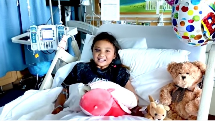 11-Year-Old Skateboarder Sky Brown 'Lucky to Be Alive' After Surviving Grisly Fall