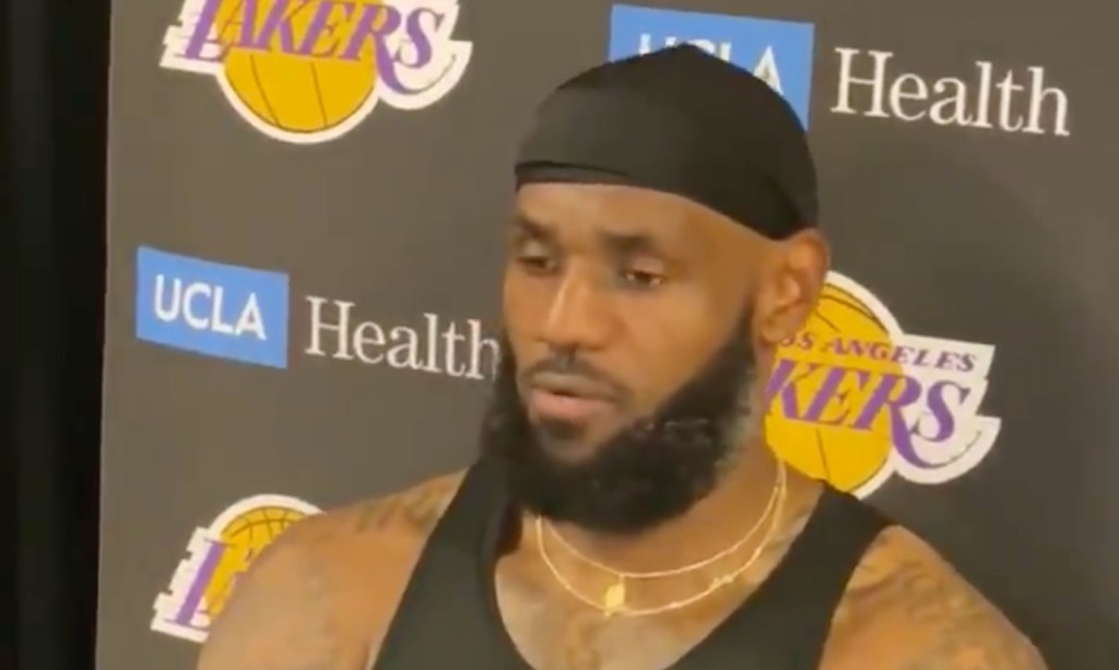 LeBron James Admits the Hardest Thing About Quarantine Has Been Not Seeing His Mom