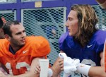 Trevor Lawrence Takes to Twitter to Push for the 2020 College Football Season Not to Be Canceled