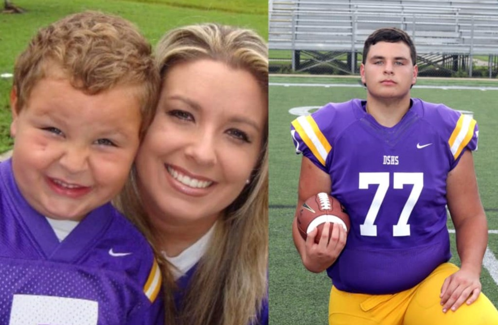 High School Junior From Louisiana Collapses During Football Practice With a Body Temp of 106