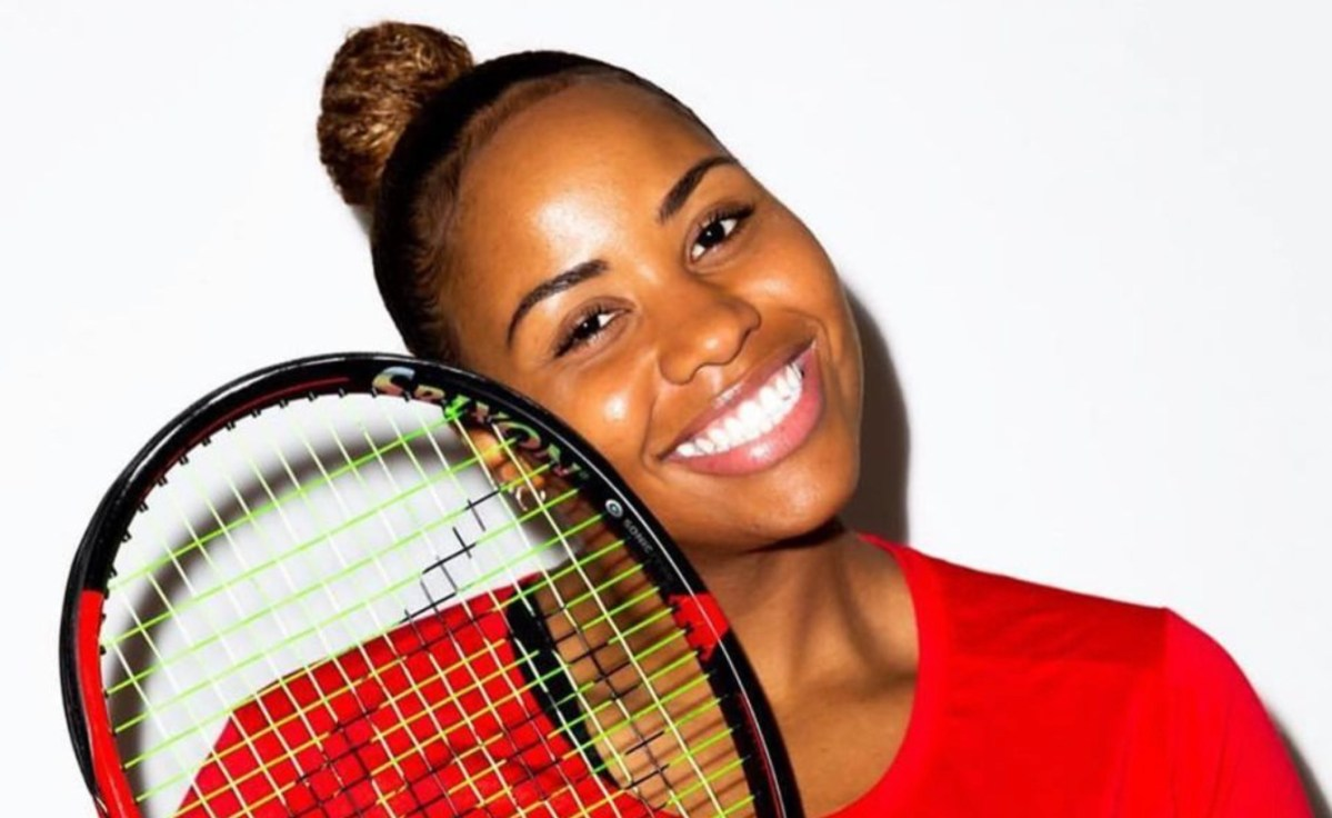 Tennis Star Taylor Townsend Says It's Funny How Life Puts You Exactly Where You Need to Be As She Reveals She's Pregnant