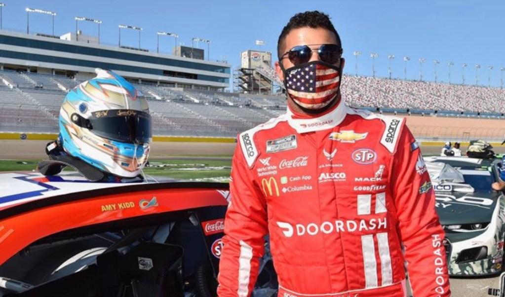 Air Jordan Meets NASCAR: Michael Jordan and Denny Hamlin Announce Bubba Wallace's Number 23 Car