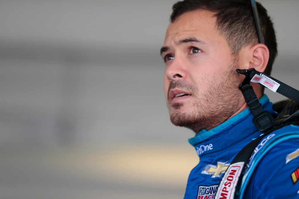 """NASCAR's Kyle Larson Pens Open Letter Apologizing for Using the 'N-Word', Makes Bubba Wallace """"Proud"""""""