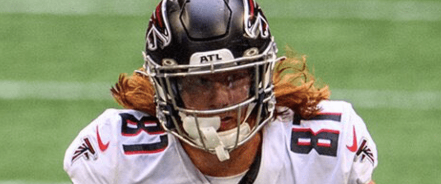 'Breaking The Stigma': NFL Tight End Hayden Hurst Says 'It's More Masculine To Truly Reach Out For Help'