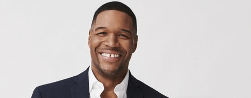 April Fool's! Michael Strahan Pranks You With Acting Like He Went To Fill In Signature Tooth Gap