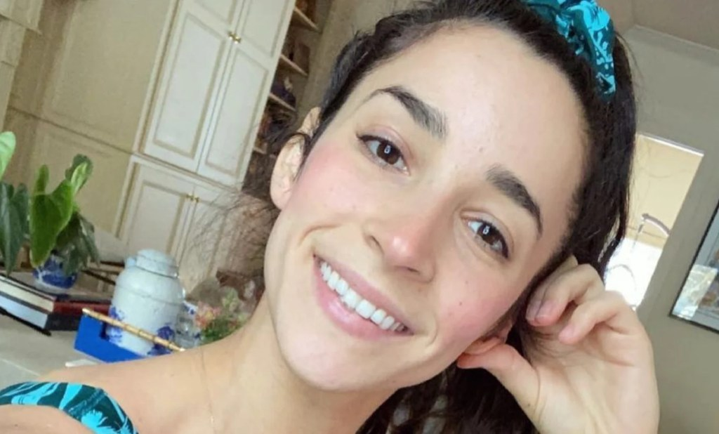 May Is Mental Health Awareness Month—US Olympic Gold Medal Gymnast Aly Raisman Talks About It