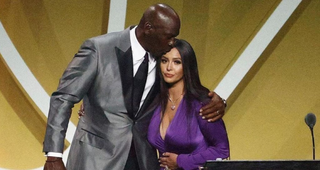 Vanessa Bryant Shares Beautiful Words As Her Late Husband Kobe Bryant Gets Inducted Into the NBA Hall of Fame