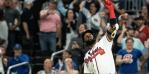 Atlanta Braves' Manager Brian Snitker Gives Update On Silver Slugger Marcell Ozuna's Hand After Nasty Slide Collision