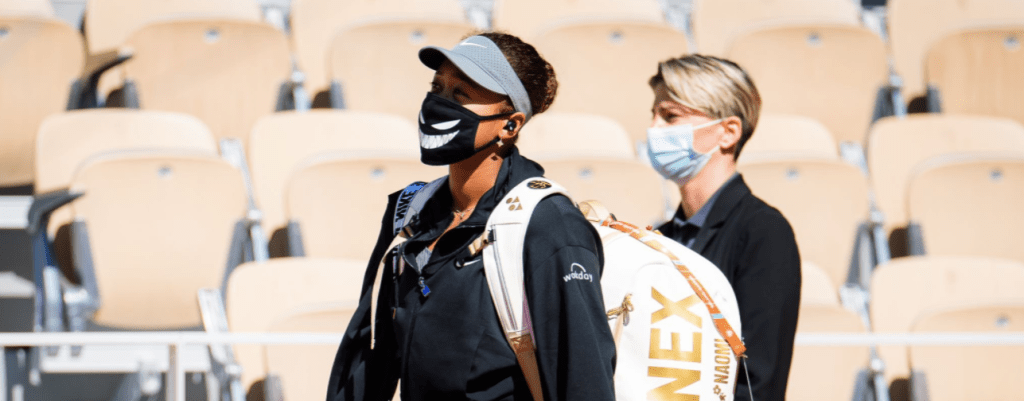 Naomi Osaka Decides To 'Withdraw' From French Open. Here's What She Had To Say In Why She Made This Decision.