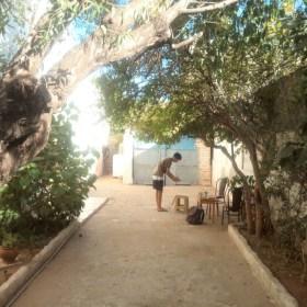 Jardins lateraux