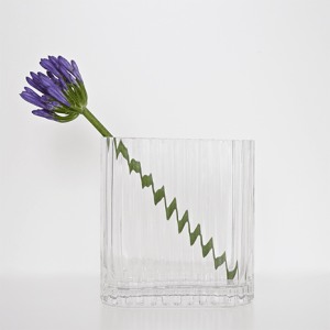 A Table to Love Decoration Flower Vase Clear