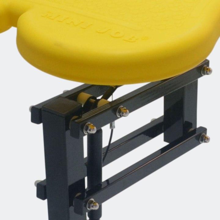 mesa-de tosa-para-pet-shop-pneumatica-amarela