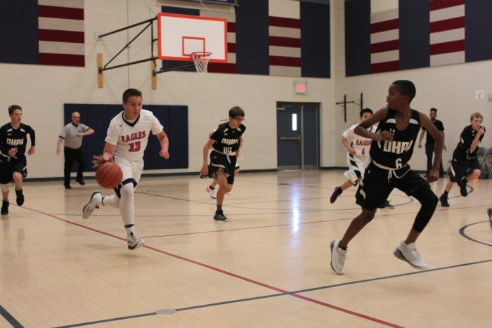 ATA Boys Basketball