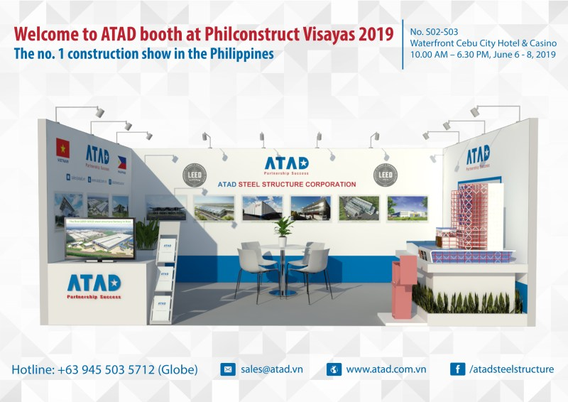 Take your project from concept to completion with ATAD