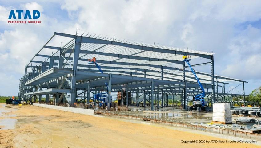 ATAD thực hiện dự án trung tâm thương mại lớn nhất Palau 3