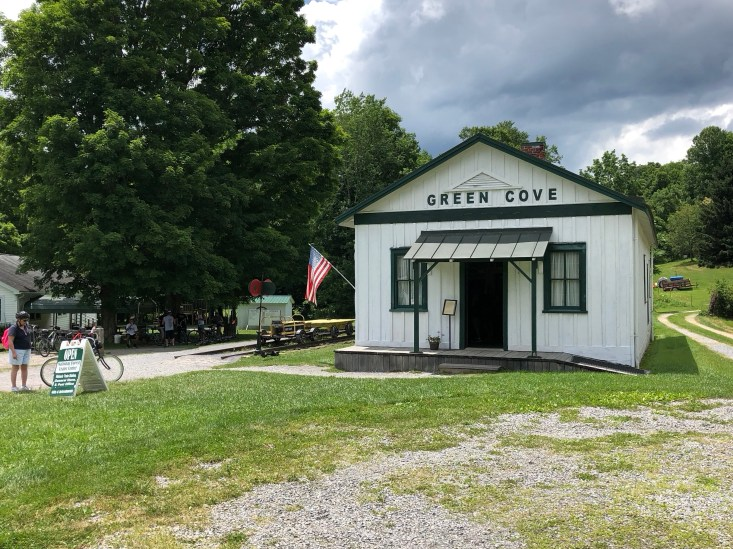 Green Cove Station July 2018