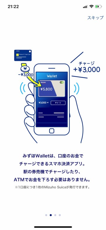 Mizuho Wallet Splash 2