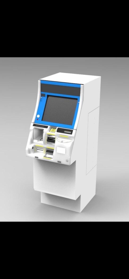 Tokyo Metro Smart Charge Kiosk