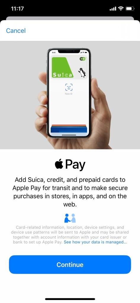 Apple Pay Octopus | Ata Distance